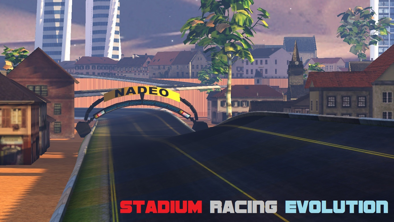TM² Stadium Racing Evolution (SRE)